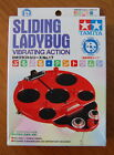 Tamiya Robo Craft Sliding Ladybug Vibrating Action Hobby Kit  71117