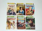 NEW Set Childhood of Famous Americans COFA Early Readers Ready to Read Level 2