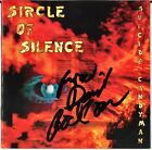SIRCLE OF SILENCE Suicide Candyman DAVID REECE Accept Bangalore Autograph SIGNED