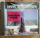 New Frontier-S/T (Super RARE/OOP, hair metal, promo/advance CD copy, )