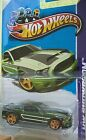 2013 HOT WHEELS SUPER TREASURE HUNT 10 FORD SHELBY GT500 SUPERSNAKE CHASE