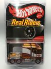 HOT WHEELS 2014 REAL RIDERS SERIES 13 THUNDER ROLLER 3 OF 4 1203 4000