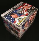 2014 PRESS PASS AMERICAN THUNDER RACING FACTORY SEALED HOBBY BOX 20 PACKS 5 CARD