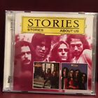 Stories About Us by Stories CD Apr 2007 Raven