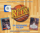 2012-13 Upper Deck Fleer Retro Basketball Hobby Box