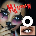 Eye Contacts Lenses Halloween Party Cosmetic Cosplay Vampire Colored Lens New