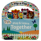 Baby Einstein Play and Learn Together Flip a Flap Handled Board Book