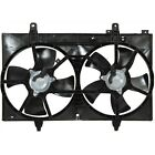 Radiator Cooling Fan For 2003 2007 Nissan Murano