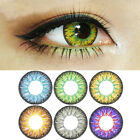 Sexy Big Eye Makeup Charming Color Contact Lenses Beauty Cosmetic Tool Witty