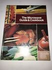 Bintage 1980 Book:  The Microwave Guide And Cookbook