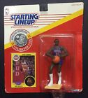 1991 Starting Lineup Special EditIon Isiah Thomas Figure Toy Coin Card Pistons