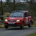 NISSAN MICRA RALLY CAR