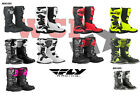 FLY RACING MAVERIK Off Road Motocross Boots Mens Youth Kids Sizes