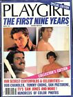 PLAYGIRL First 9 YEARS SAM JONES HAIRY MEN GREGORY HARRISON BOB CHANDLER T CHONG