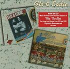 FLO & EDDIE - ILLEGAL IMMORAL & FATTENING/MOVING TARGETS  CD NEW+