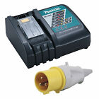 MAKITA 18V LXT DC18RC CHARGER 22 MINUTES CHARGE TIME 110V RAPID SITE CHARGER NEW
