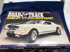 REVELL CARROLL SHELBY GT-350 MUSTANG 1/12 SCALE MODEL KIT PARTS PACKAGES SEALED