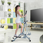 Cross Trainer Air Walker Glider Home Gym Fitness Workout Machine w LCD Display