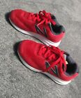 NEW BALANCE KIDS VAZEE RUSH V2 RED RED KIDS SIZE 13 W GENTLY USED UNISEX