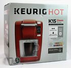 Keurig Hot K15 Classic Series Single Serve NEW OTHER