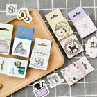 45 PCs lot Simple Paper Stickers for Cat Famous Buildings Scrapbooking Label
