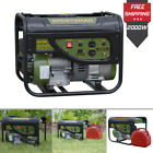 Portable Generator Gas Gasoline Powered Electric Camping RV Quiet Inverter 2000W
