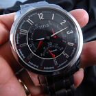 ALL STEEL TITUS SPECIAL THREE RUNNING SECOND AUTOMATIC MEN  WATCH