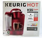 Keurig Hot K55 Classic Series Single Serve Coffee Maker (New Other)