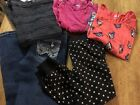 Lot Winter Clothes Old Navy Justice TCP Lace Dress Girls Size 7 8 10