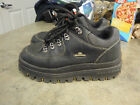 Sketchers Size 4 Youth Boys Men Unisex Black Leather Shoes Nice