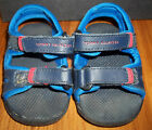 TOMMY HILFIGER LIL MARIO SIGNATURE LEATHER SANDALS BABY SIZE 3M MINT Free Ship