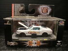 M2 Machines 1968 Ford Mustang Cobra Jet Custom Chase w Flames 1 64 Diecast