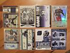 (8) BALTIMORE RAVENS AUTO JERSEY PATCH RC LOT Ray Lewis Terrell Suggs Torrey