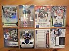 (8) INDIANAPOLIS COLTS AUTO JERSEYRC LOT Andrew Luck Marvin Harrison Marlon Mack