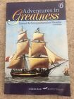 Abeka G6 Adventures In Greatness Speed  Comprehension ReaderFourth Edition