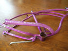 Schwinn Stingray Violet Frame, Chainguard, Forks, Early date D4, April 1964