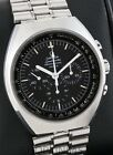 Omega Speedmaster Professional SS Chronograph Mark II Black Dial 41mm Booklet