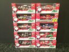 Lot Of 10 2007 Sam Bass Holiday Nascar Action Motorsports Authentic Diecast 164