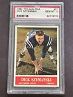 1964 Philadelphia #011 PSA 10 Dick Szymanski Colts 11