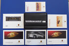 2002 Porsche 996 911 Turbo Coupe 6 Speed Tip S Owner Manuals Book Pouch Set Q155
