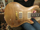 Prs Modern Eagle 1 NOS Brazilian Rosewood Neck Old Natural Double Cut Stoptail