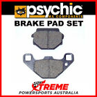Psychic 63.AT-05560 KTM 350 EGS LC4 (Brembo) 90-91 Semi-Metalic Rear Brake Pad