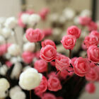 Simulation flowers small bud roses bract 15 heads 1 Bouquet Home decorations