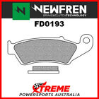 Newfren Gas-Gas EC125 Racing 2015 Sintered Front Brake Pad FD0193BD