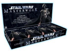 2015 TOPPS STAR WARS MASTERWORK HOBBY SEALED 8-BOX CASE SC