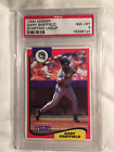 1994 GARY SHEFFIELD KENNER STARTING LINEUP CARD GRADED PSA 8 NR-MT POP 1