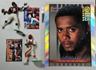 Jeff Blake football card lot- Starting Lineup and cards
