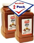 Badia Chili Powder 5.5 Lbs Pack of 2