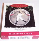 Hallmark Ornament Lou Gehrig, Baseball Heroes, dated 1995, 2nd in series of 4