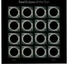 5211 Eclipse of the Sun Sheet of 16 Forever Stamps + Protective Sleeve 2017